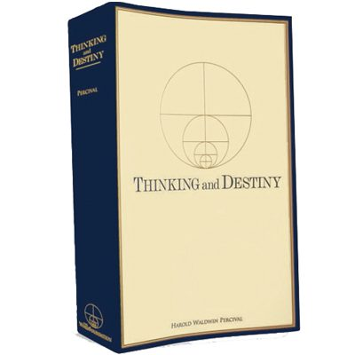 Thinking and Destiny Softcover book (1080 pp.)