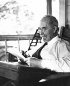 Dwar l-Awtur, Harold W. Percival